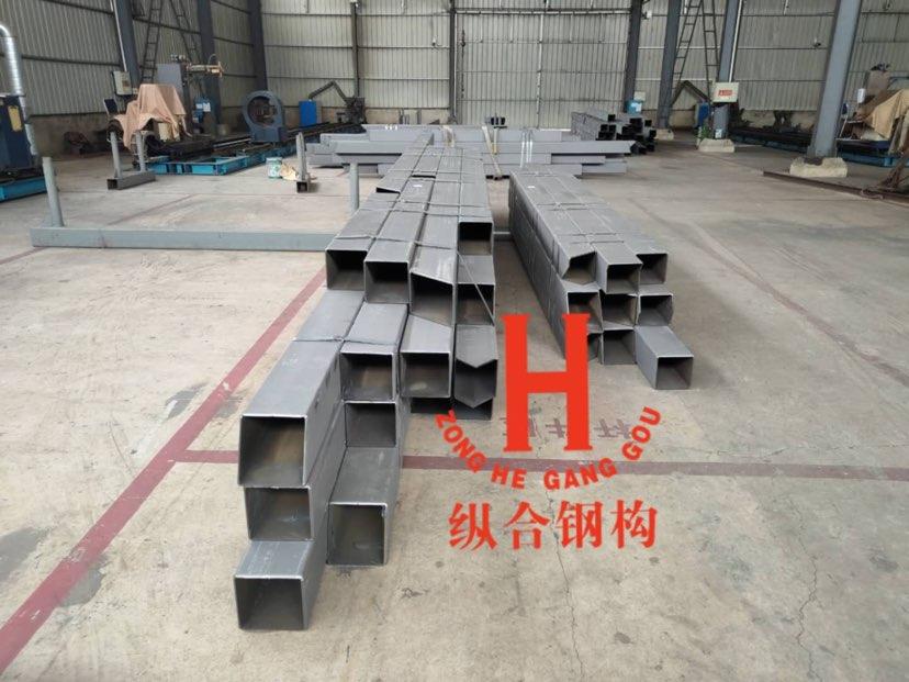 钢结构管桁架加工企业